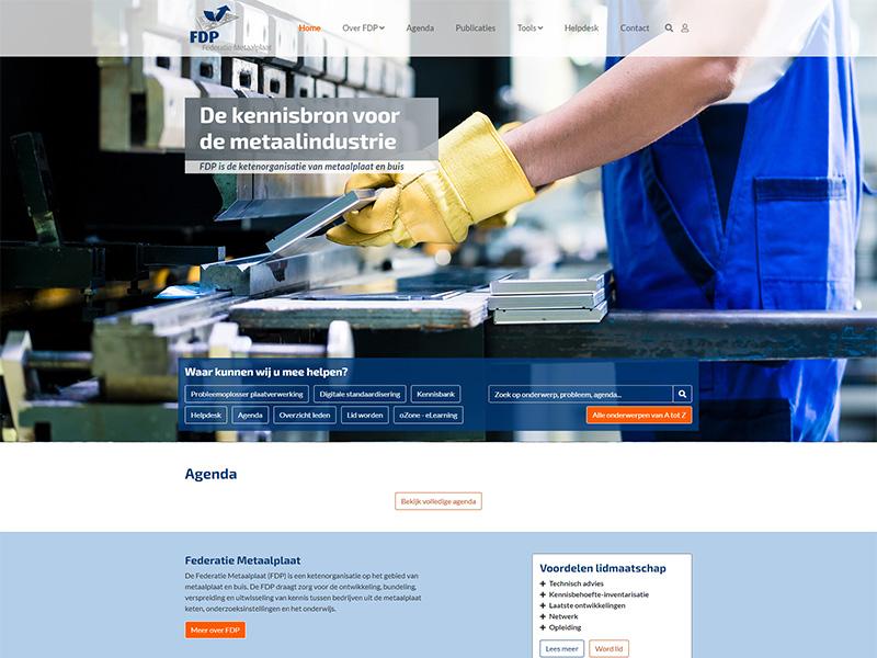 Website - FDP