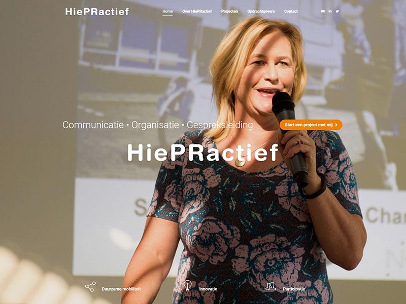 Website - HiePRactief