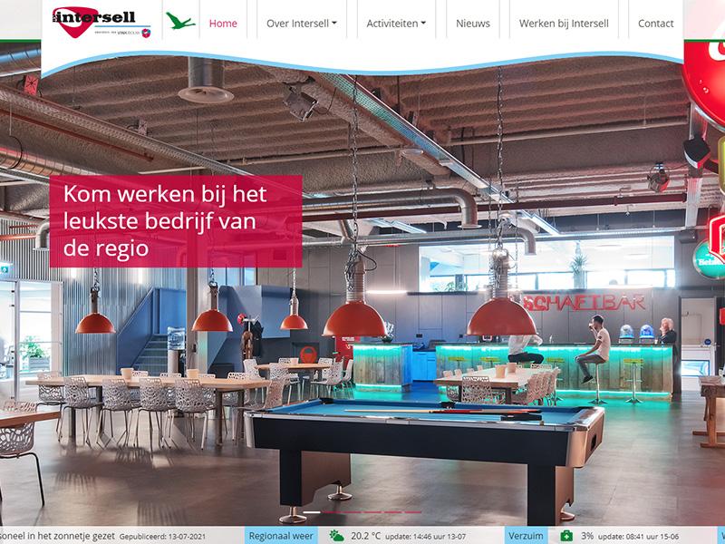 Website - Intersell