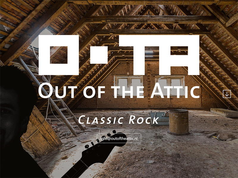 Website - Out of the Attic